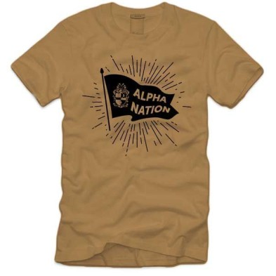 new alpha nation t-shirt