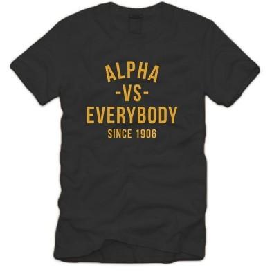 alpha vs everybody