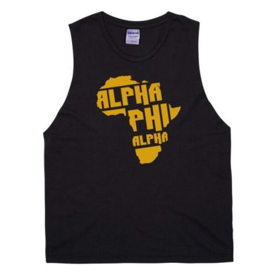alpha in africa tank